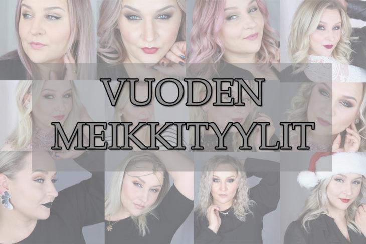 Vuoden 2017 meikkityylit - koko vuoden meikkikuvat - Glitz   Glam 4609751818