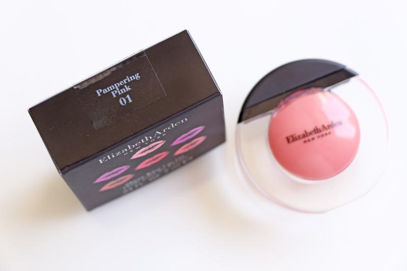 Elizabeth Arden Sheer Kiss Lip Oil Pampering Pink 01