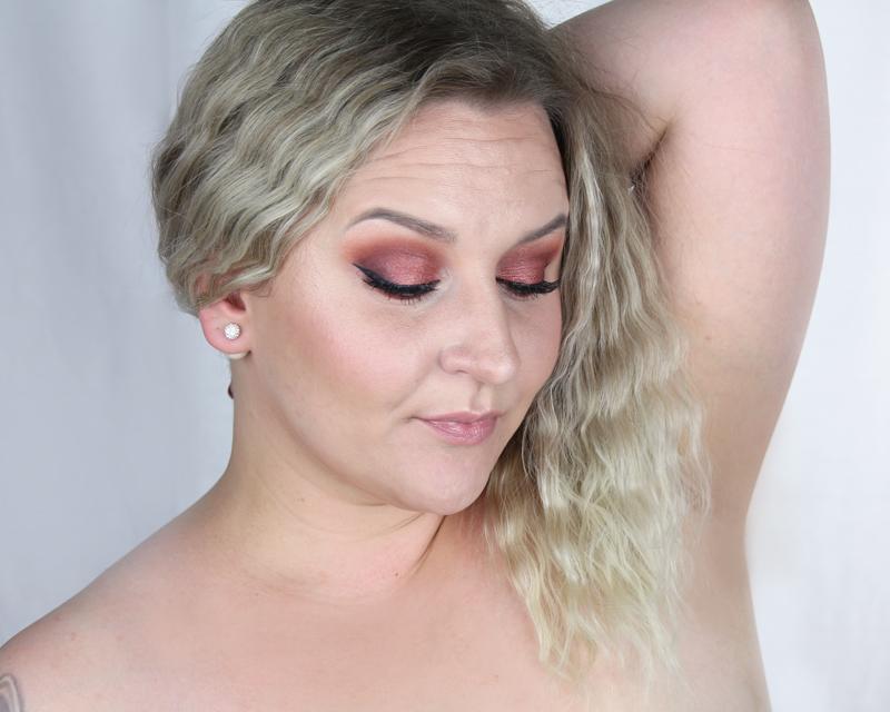 Naked Heat Makeup