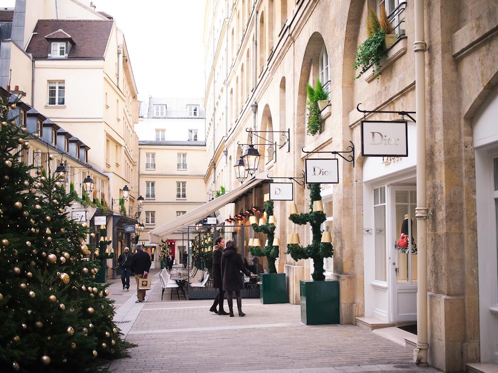 Joulu Pariisissa