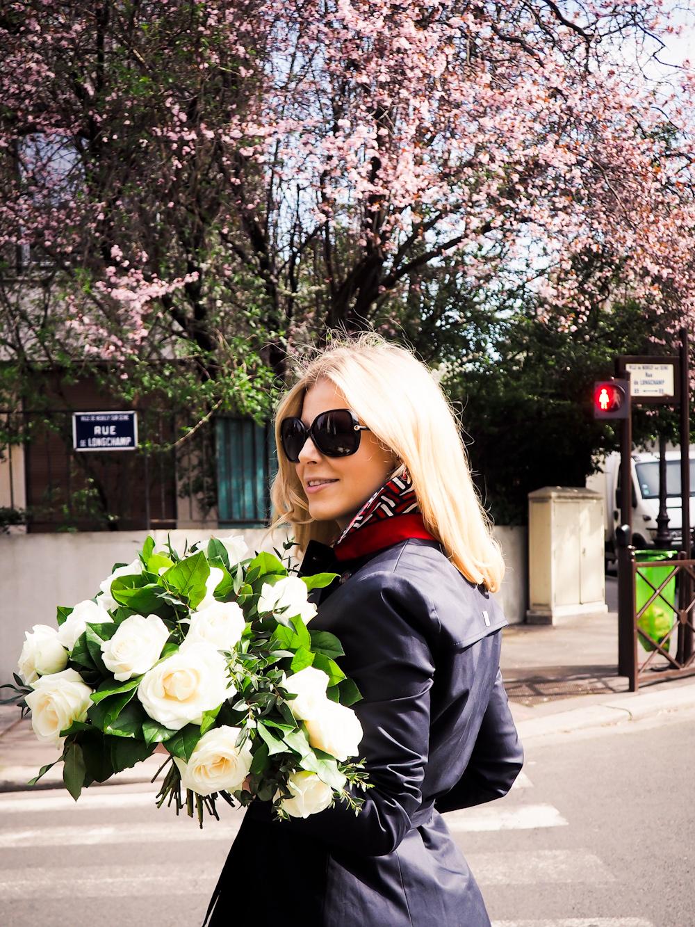 Kevät Pariisissa