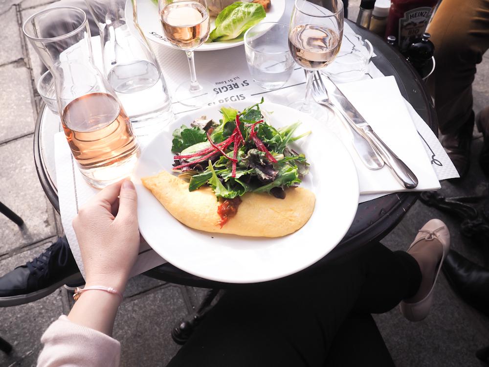 Cafe Saint Regis Pariisi