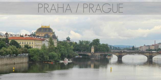 Praha banneri