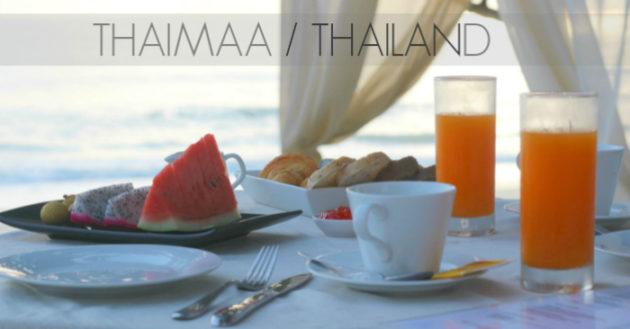 Thaimaa - banneri
