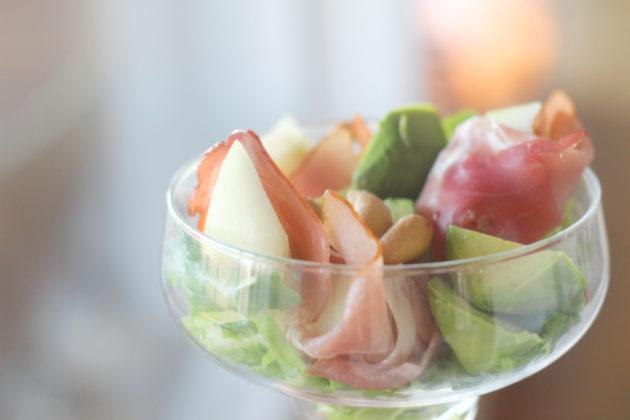 Salaattimaljat parmankinkusta