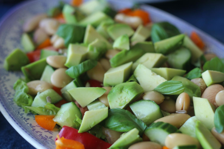 vihrea-salaatti