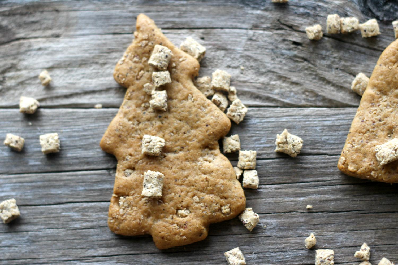 Joulupiparkakut uudella twistillä - ja proteiinipiristeellä