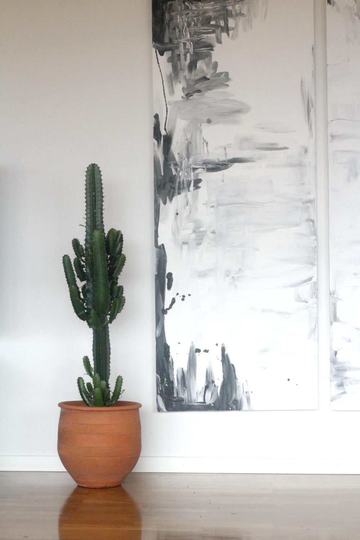 Sisustusinspiraatio: uusi kaktus muutti meille