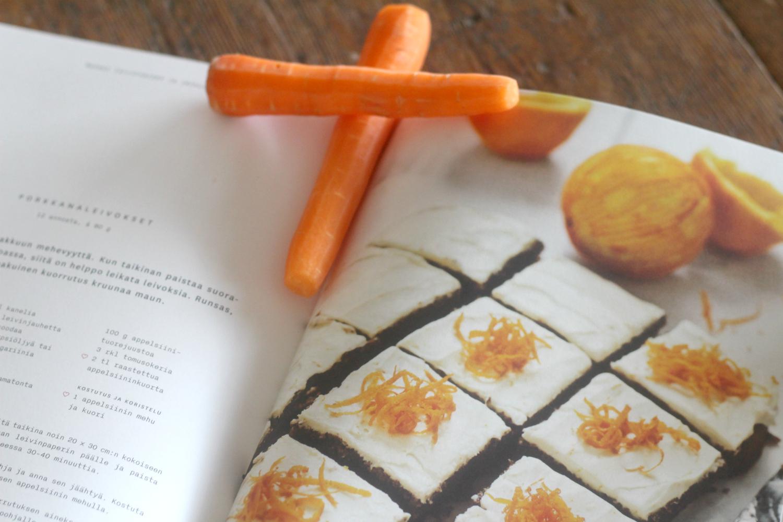 porkkanaleivokset
