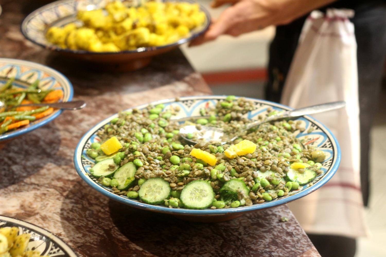 Iso suositus: ravintola Sandrossa makuelämyksiä kauniin rennoissa puitteissa