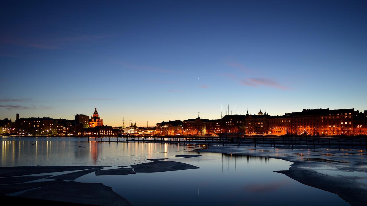Suomi on maailman vapain maa