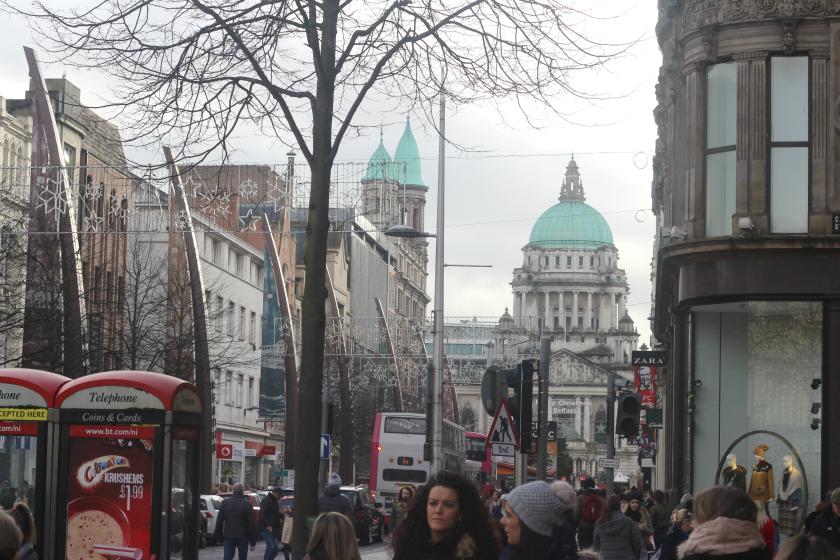 Unohtumattomat 72 tuntia Belfastissa