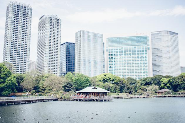 tokyo-shiodome-garden-1