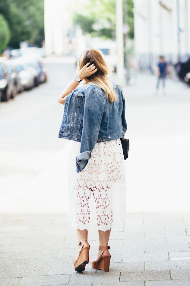 denim-jacket-white-summer-dress