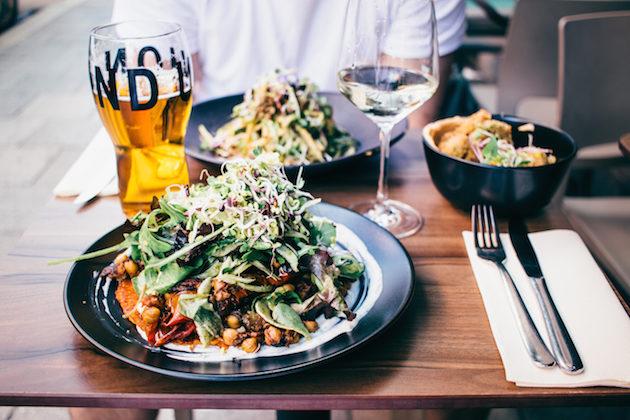 Munich Gratitude Eatery Vegan Food Restaurant