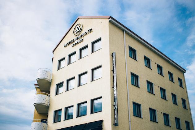 Rovaniemi Arctic Light Hotel