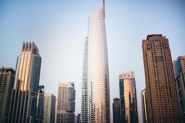 Jumeirah Lake Towers Dubai