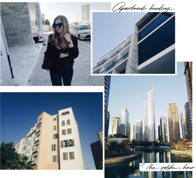 Viikonloppu Dubaissa: asunnonmetsästys Dubaissa