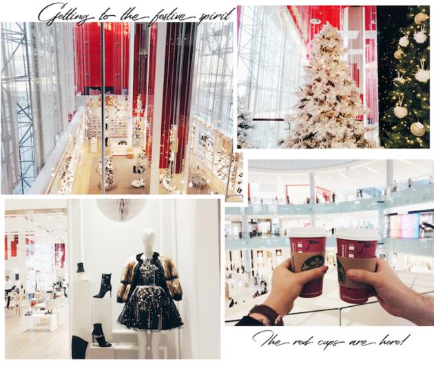 Viikonloppu Dubaissa: shoppailua