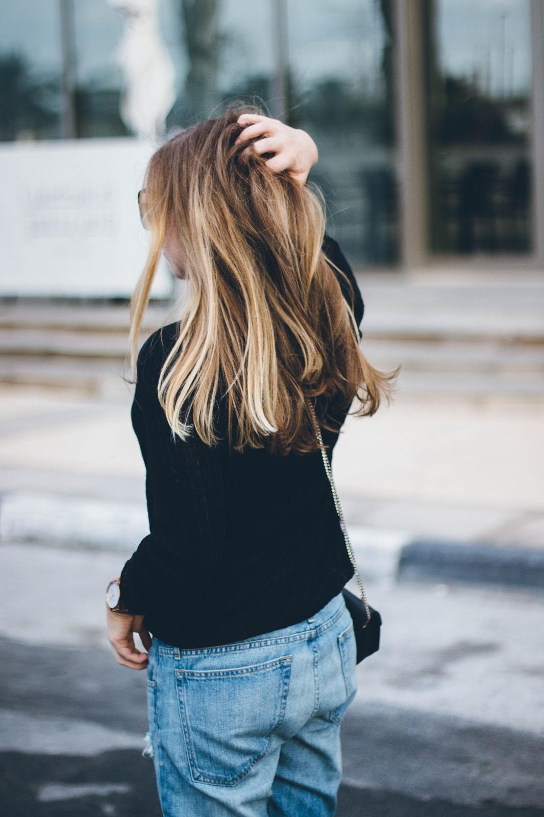 Jenni Ukkonen hiukset