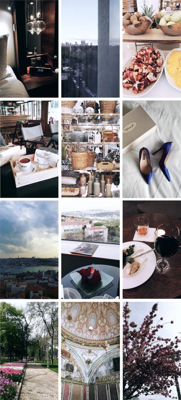 Jenni Ukkonen Istanbul kuvapäiväkirja