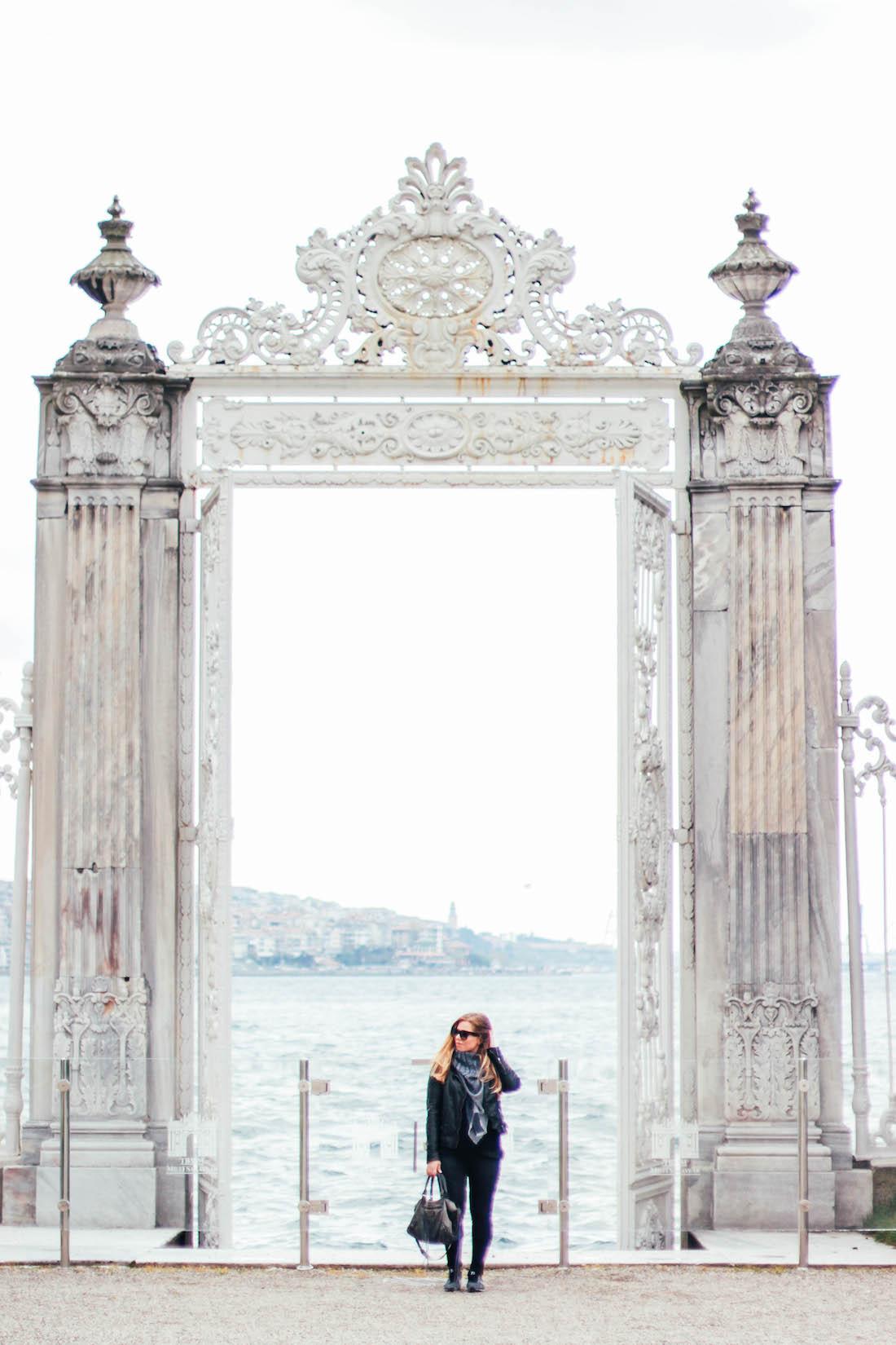 Jenni Ukkonen Istanbul kaupunkiloma