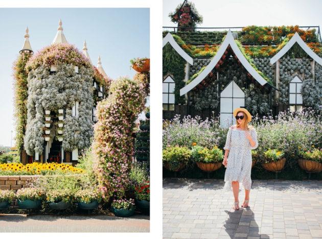 Dubai Miracle Garden - Jenni Ukkonen blogi Dubaista