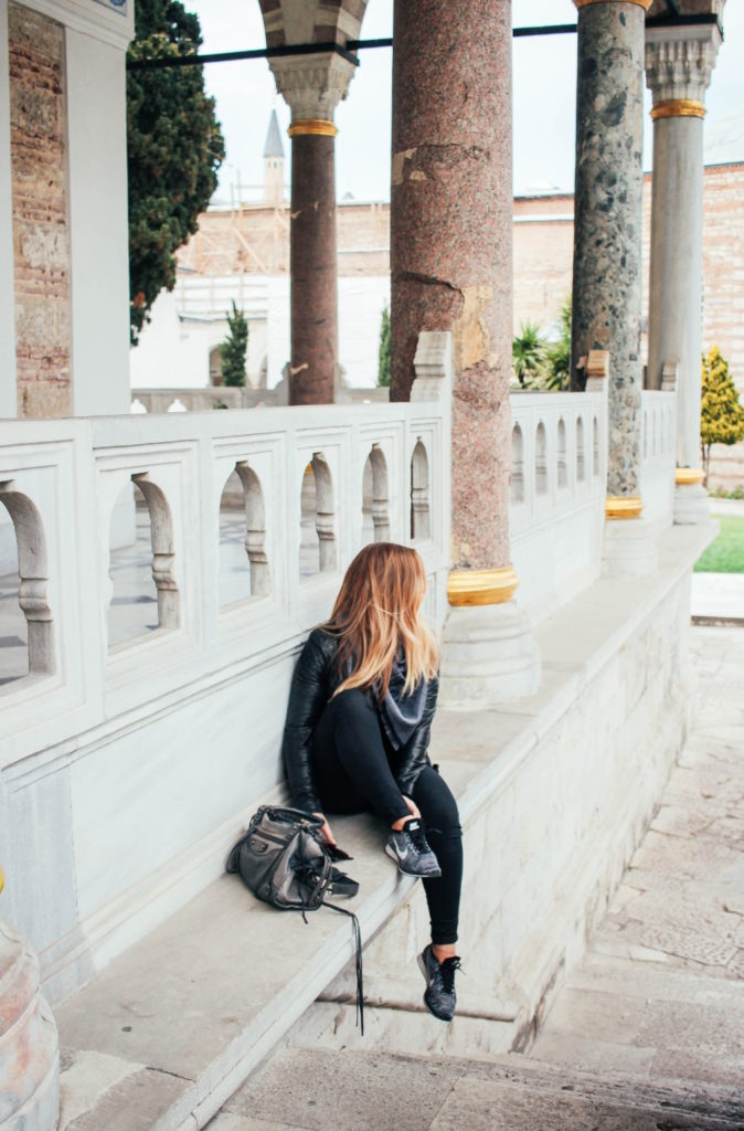 Jenni Ukkonen Istanbul