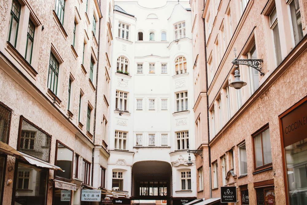 Brno arkkitehtuuri