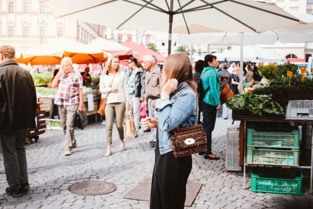 Brno vihannesmarkkinat