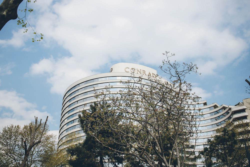 Conrad Bosphorus Istanbul hotelli