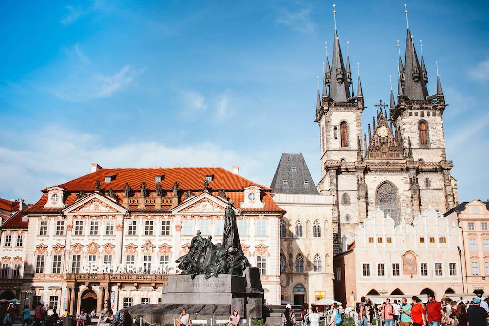 Jenni Ukkonen Praha Brno blogi
