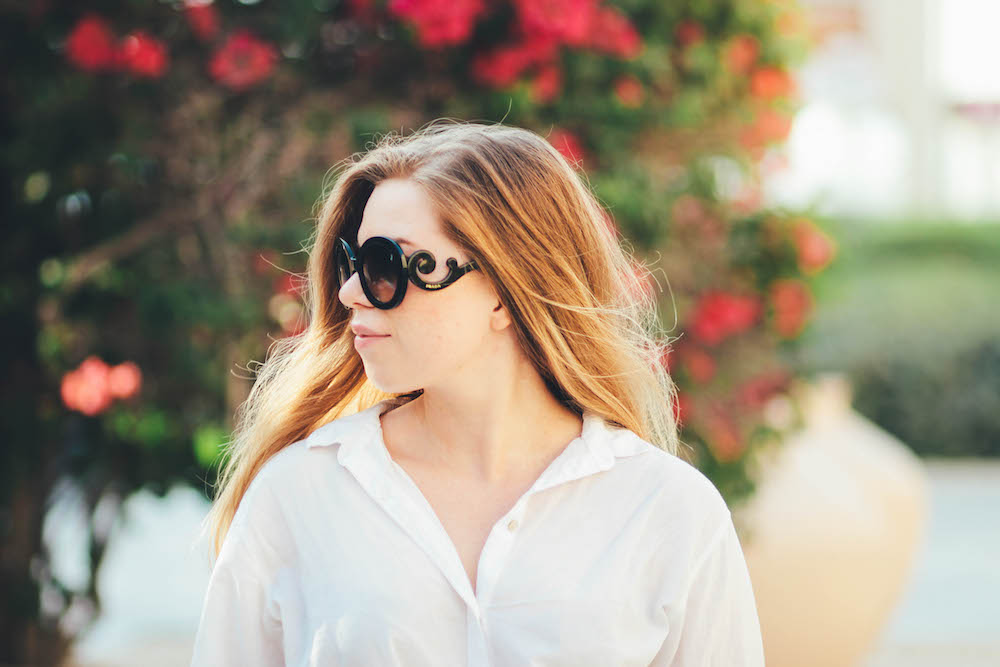 Jenni Ukkonen Dubai asu, Mulberry Lily Exotic Tweed
