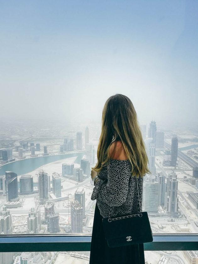 Burj Khalifa Dubai nähtävyys