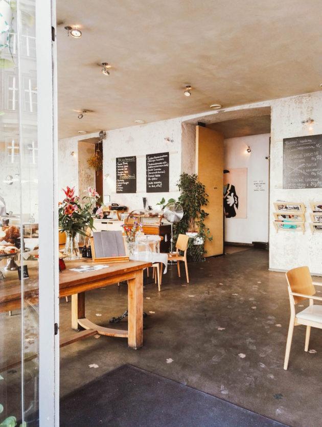 Praha kahvilat