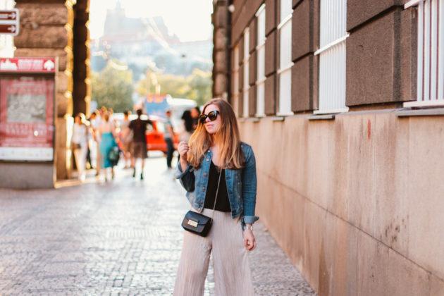 Praha kesällä