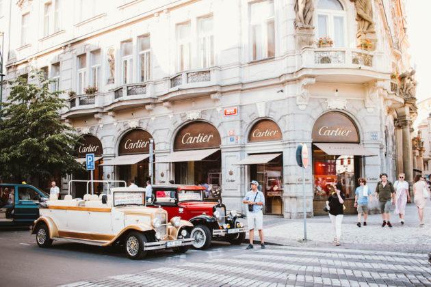 Praha kaupunkiopas
