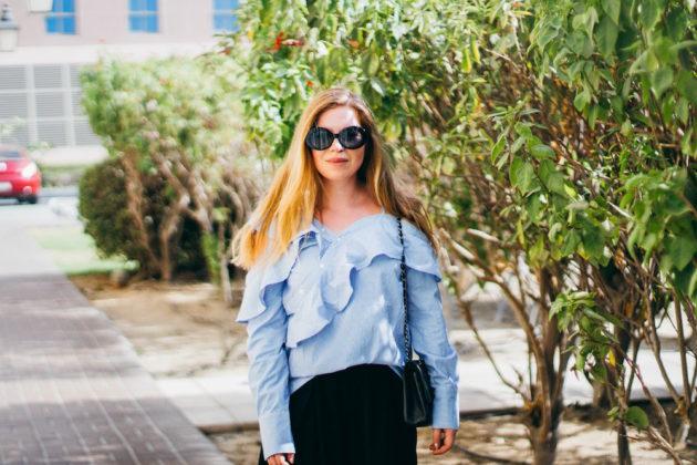 Jenni Ukkonen asu Dubaista