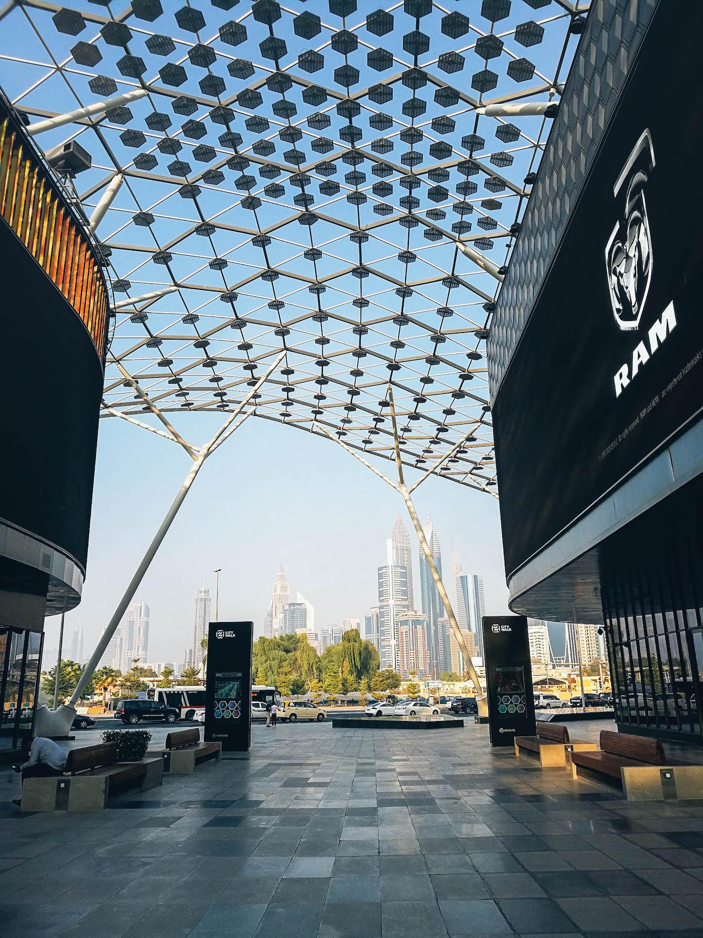 Dubai City Walk