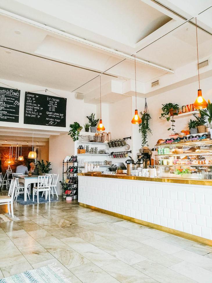 Helsinki Goodio cafe