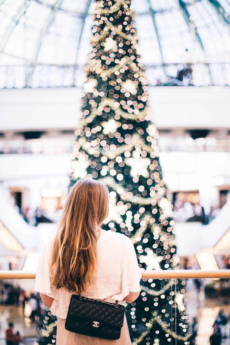 Joulu Dubaissa - Jenni Ukkonen blogi
