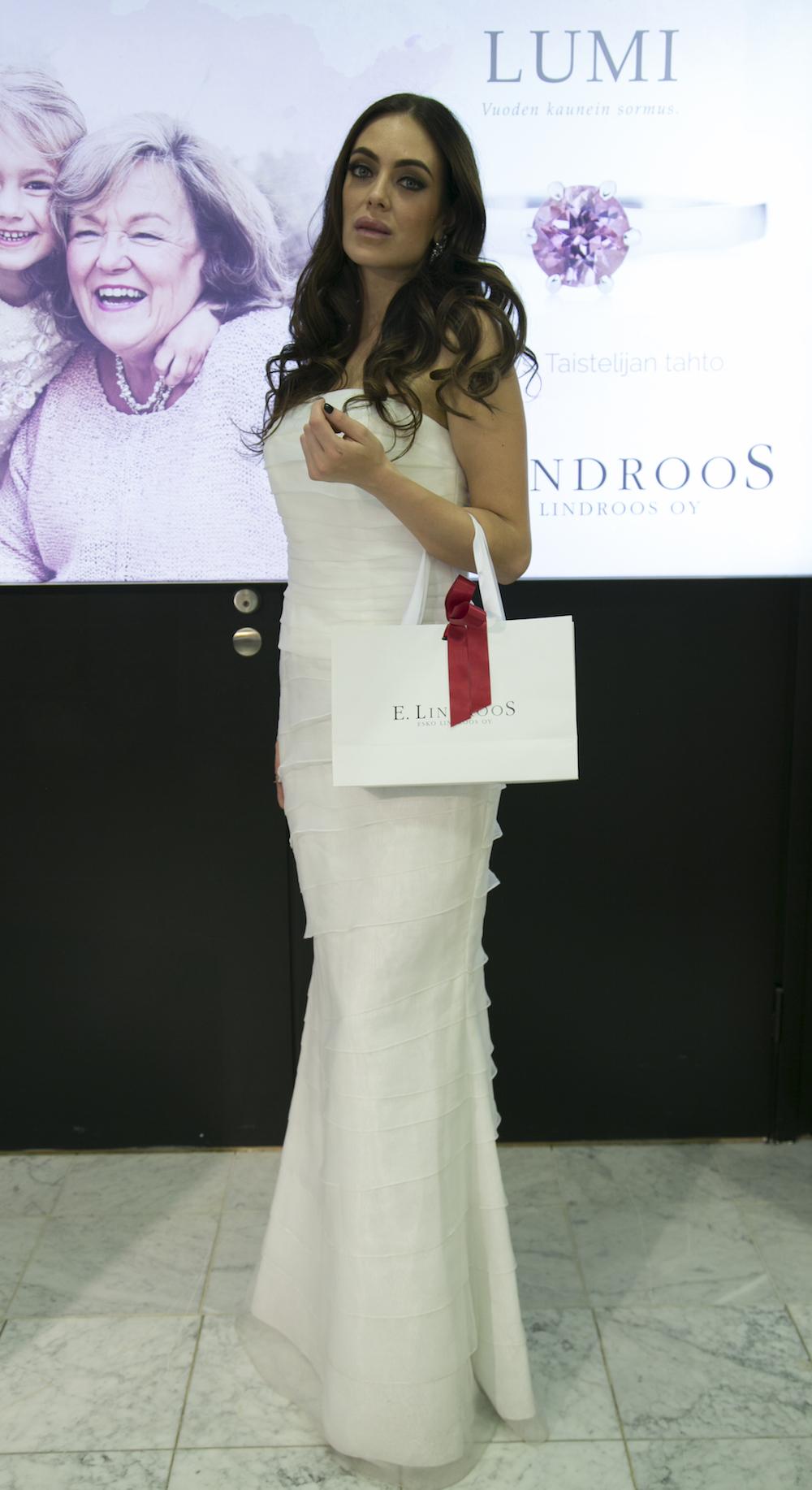kilpailija numero 9. Jessica Ruokola