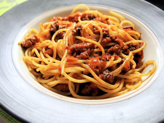 Parempi spagettikastike
