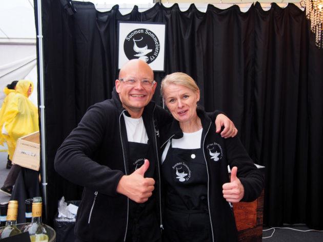 Suomen Sommelierit Taste of Helsinki