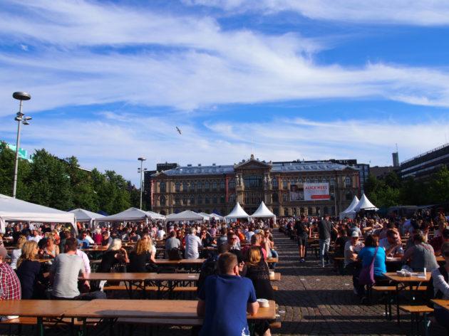Helsinki Craf beer 2016