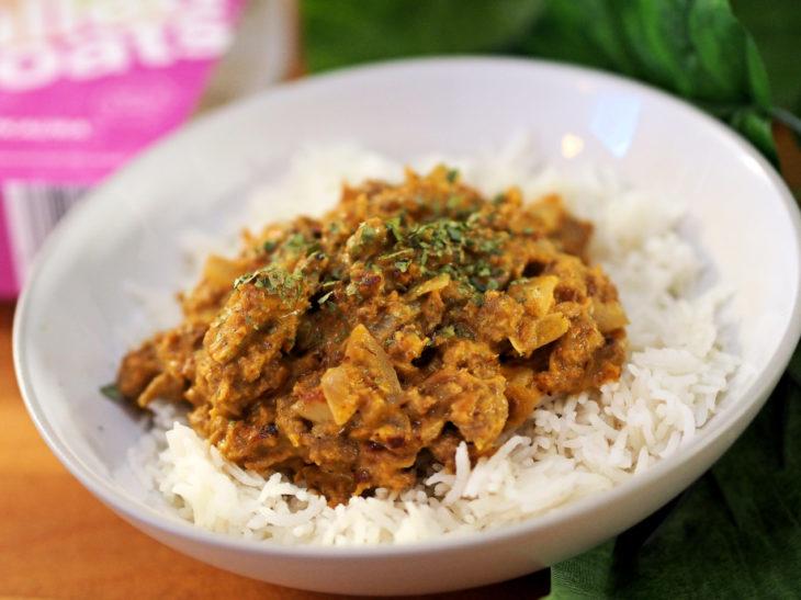 Nyhtökaura Curry