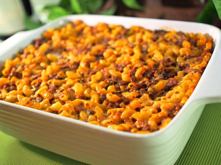 liha-makaroonilaatikko-italialaistittain