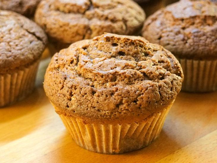 Nutella muffinssit