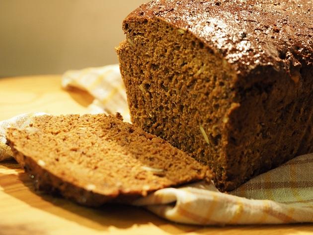 Must leib- Virolainen mustaleipä