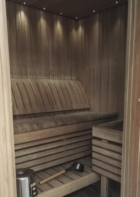 verso sauna